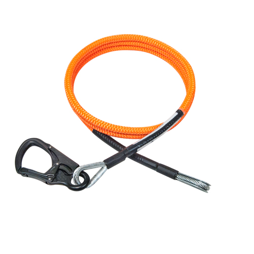 "USR 1/2"" x 8 ft Steel Core ""Sport"" Flipline"