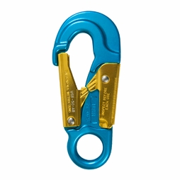 USR ProClimb Forged Aluminum Snap Hook - Double Locking