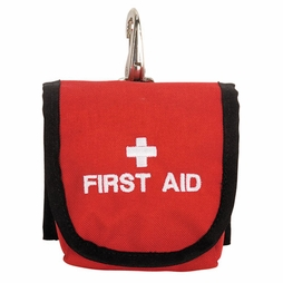Weaver First Aid Bag - #08-07170-RD