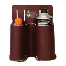 Weaver Heavy-Duty Fuel Can Holder - #08503-06