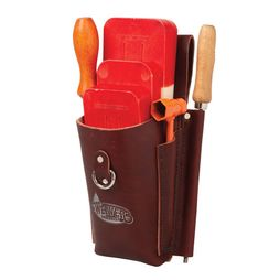 Weaver Leather Heavy-Duty Chainsaw Tool & Wedge Pouch - #08500-06