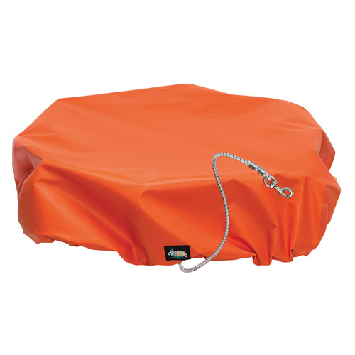 """Weaver One Man Bucket Cover - 24"""" x 24"""" - #08-07195-OR"""