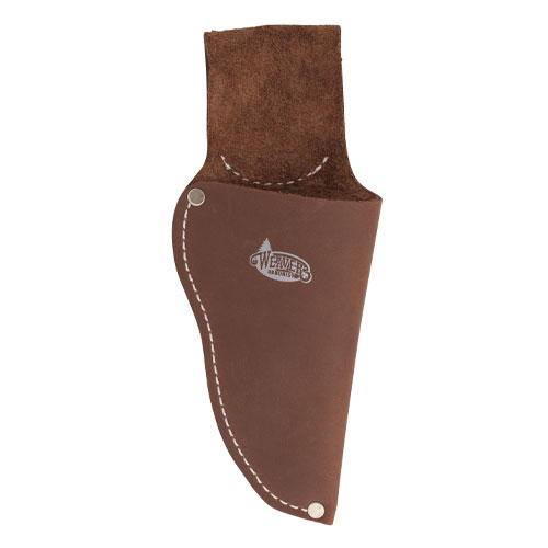 Weaver Pistol-Type Leather Pruner Pouch - #08-97202-9