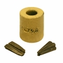 "D4 Wedge-Type Quick Ferrule - 7/16"" - 9/16"" Wire Rope"