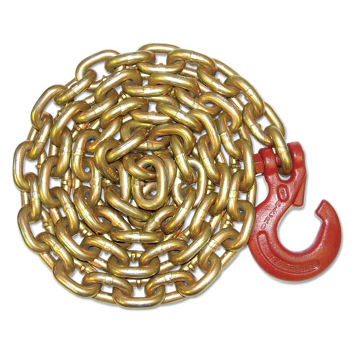 "3/8"" x 10 ft Logging Choker Chain - G70 Transport Chain"