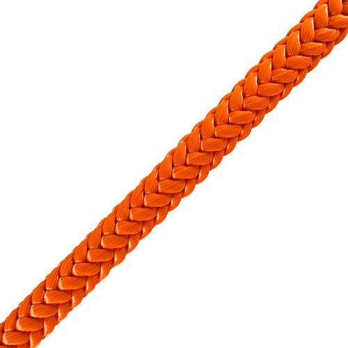 "Yale Cordage 1/2"" Buzzz Line Arborist Rope - 7400 lbs Breaking Strength"