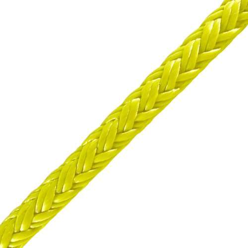 "Yale Cordage 5/8"" Yalex Rigging Rope - 18200 lbs Breaking Strength"