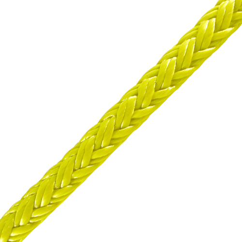 "Yale Cordage 5/8"" Yalex Rigging Rope - 18500 lbs Breaking Strength"