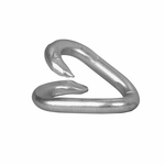 Zinc-Plated Lap Links