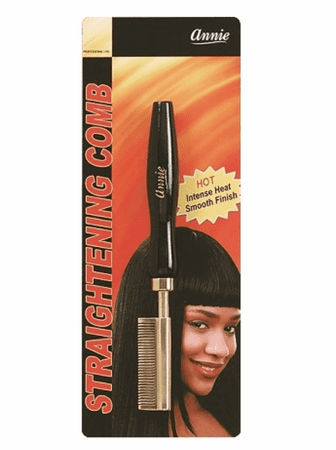 Annie Straightening Comb Small Temple #5501