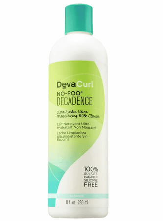 DevaCurl No-Poo Decadence Cleanser 12 oz