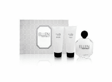 Ellen by Ellen Tracy Fragrance for Women 3 Piece Gift Set