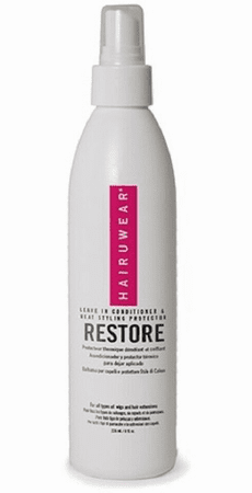 Hair U Wear Restore Leave in Conditioner 8 oz