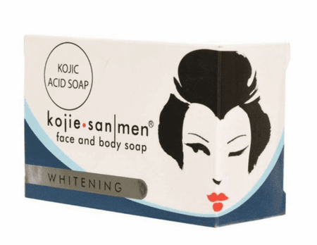 Amazon.com : Kojie San Men Face and Body Whitening Soap ... |Kojie San Soap For Men