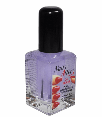 Nails Alive 24 Hour Nail Hardener 1.19 oz