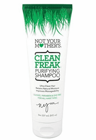 Not Your Mother's Clean Freak Purifying Shampoo 8 oz