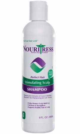 NouriTress Perfect Hair Stimulating Scalp Shampoo 8 oz