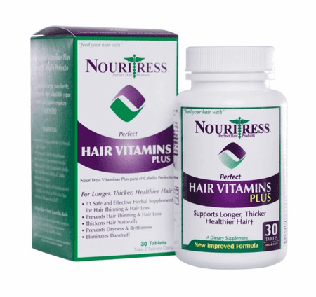 NouriTress Perfect Hair Vitamins Plus 30 Tablets