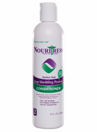 NouriTress Stop Shedding Protein Conditioner 8 oz