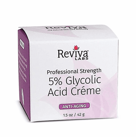Reviva 5% Glycolic Acid Cream 1.5 oz