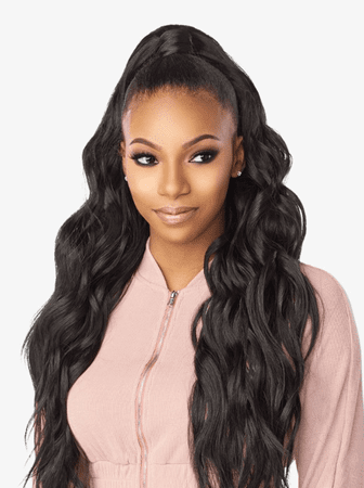 Sensationnel Instant Up & Down Pony Wrap Half Wig UD 005 Synthetic