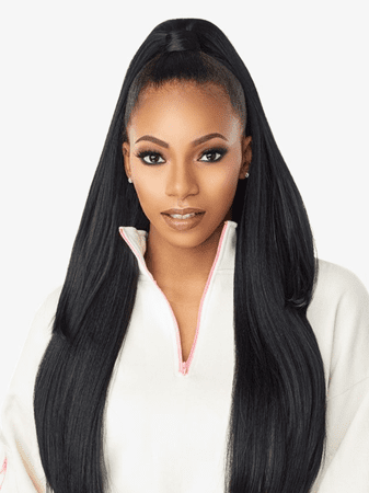 Sensationnel Instant Up & Down Pony Wrap Half Wig UD 008 Synthetic