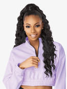 Sensationnel Instant Up & Down Pony Wrap Half Wig UD 009 Synthetic
