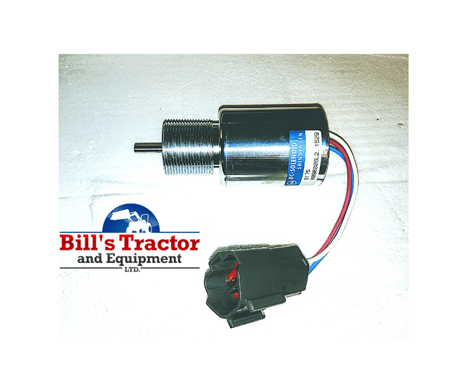 FUEL STOP SOLENOID FOR MAHINDRA TRACTOR