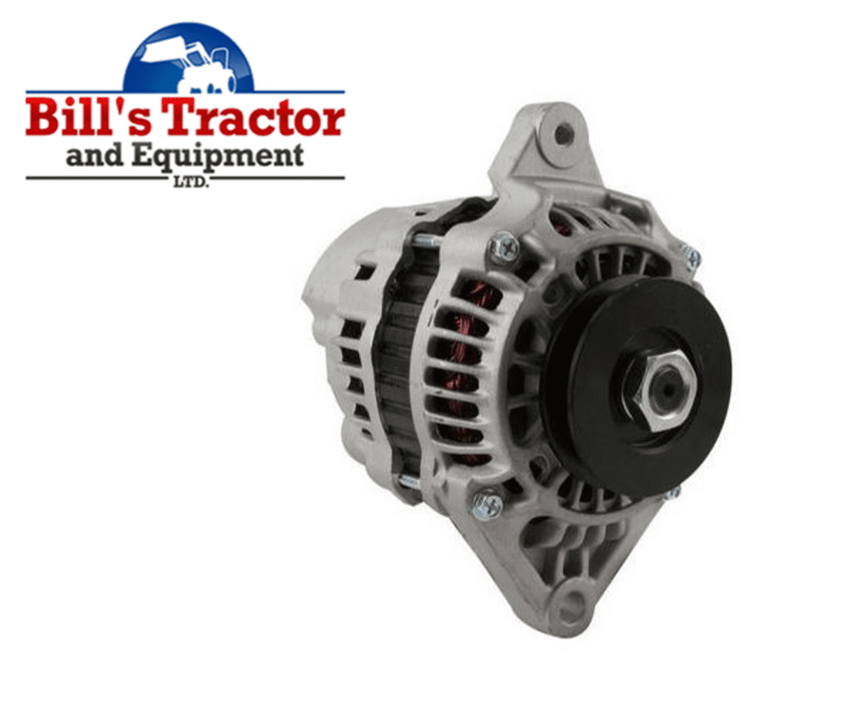 ALTERNATOR FOR MAHINDRA TRACTOR MODELS MAX 22, MAX 24, MAX 25, MAX 26, MAX 28, 1526, 1626, 2015, 2216, 2415, 2516, 2615, 2816, and 3015 (12558)