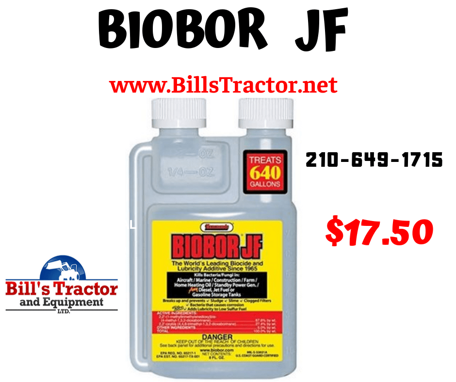 BIOBOR JF DIESEL BIOCIDE AND LUBRICITY ADDITIVE, **GETS RID OF DIESEL TANK SLUDGE!! TREATS 640 GALLONS!