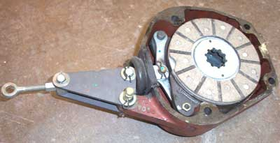 COMPLETE BRAKE ASSEMBLY WITH DISCS FOR C-27 MAHINDRA TRACTOR