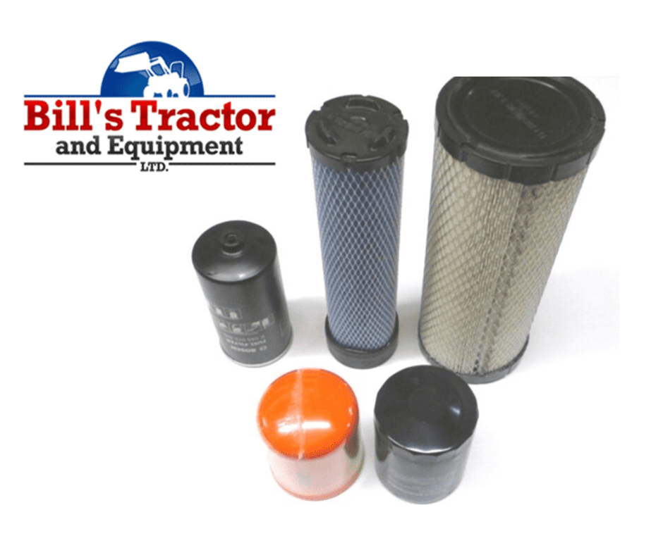 DISCOUNT FILTER PACKAGE FOR 2538 HST MAHINDRA TRACTOR (006000789B91, 001081778R93, E006018618D1, 006000455F1, 006000456F1 & 14722302100)