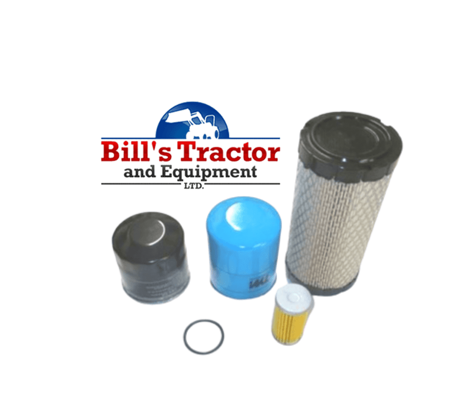 DISCOUNT (OEM) FILTER PACKAGE FOR HYDROSTATIC TRANSMISSION e-MAX 22 MAHINDRA TRACTOR (E520532091, 14571000010, F30, 11201032020, 11102303100)