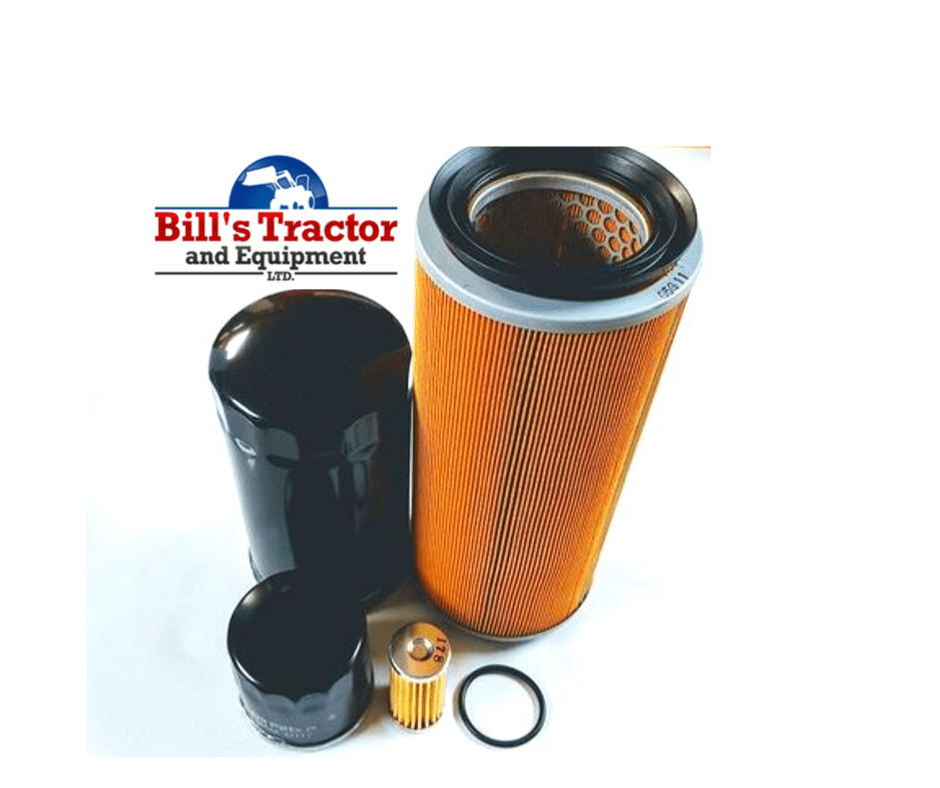 DISCOUNT SERVICE FILTER PACK FOR 2615 STANDARD MAHINDRA TRACTOR (MAM0117, MM404879, F28, 35530501800, 19642509000)