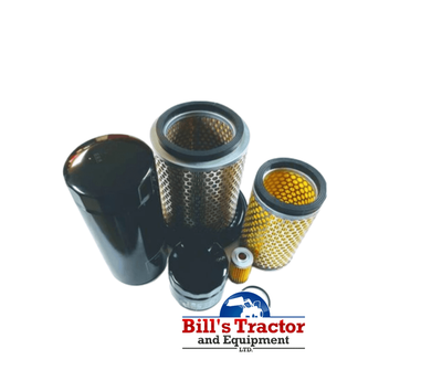 DISCOUNT SERVICE FILTER PACK FOR 6110 CAB MAHINDRA TRACTOR   (14501673991, 14571000010, F30, 15541012221,15541012230, 17975152101 )