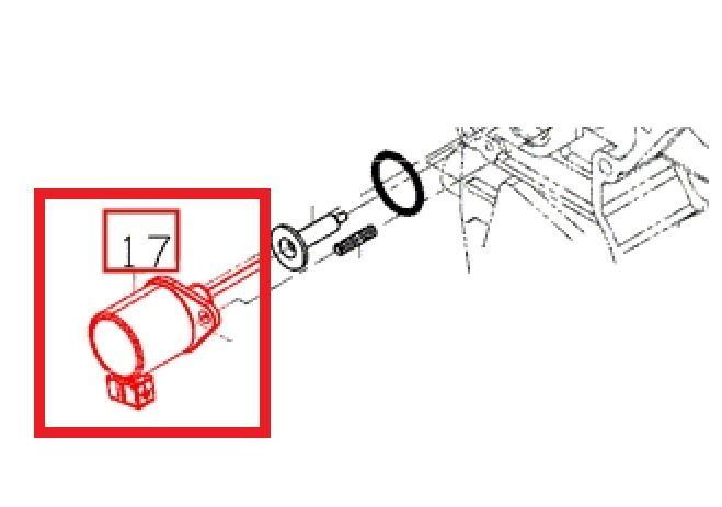 FUEL SYSTEM PARTS FOR 5010 MAHINDRA TRACTOR