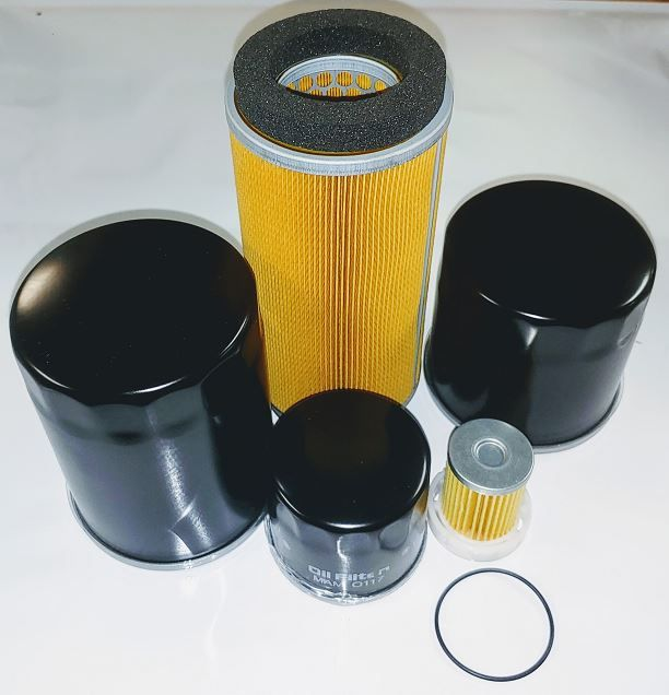 FILTERS FOR 28 XL MAX HYDROSTATIC TRANSMISSION MAHINDRA TRACTOR
