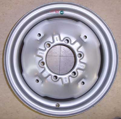 FRONT 16 INCH WHEEL RIM FOR 3505 MAHINDRA TRACTOR (TW450)