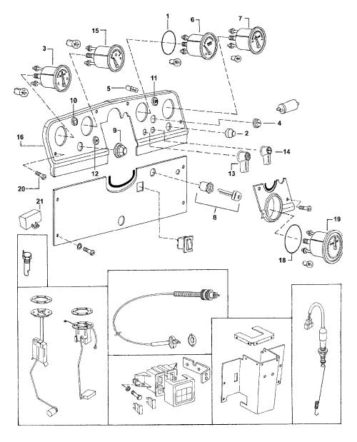 switches, keys, wiring, knobs & dash items for e-350 mahindra tractor  bill's tractor and equipment
