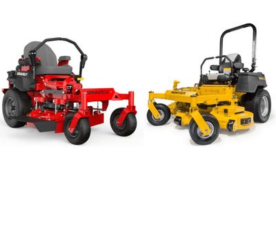 Gravely and Hustler Mower Parts, Blades | Bill's Tractor and Equipment LTD