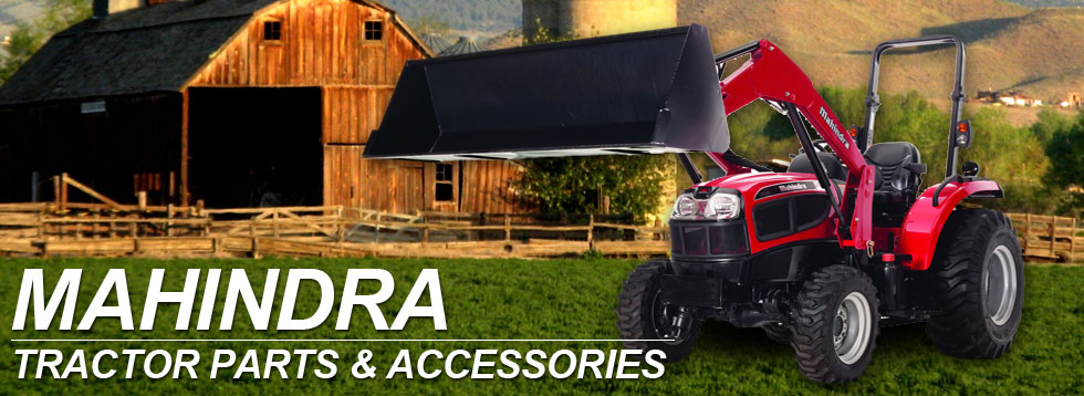 Shop Mahindra Tractor Parts and Accessories