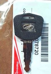 IGNITION KEYS FOR 2565 MAHINDRA TRACTOR (12427078720)