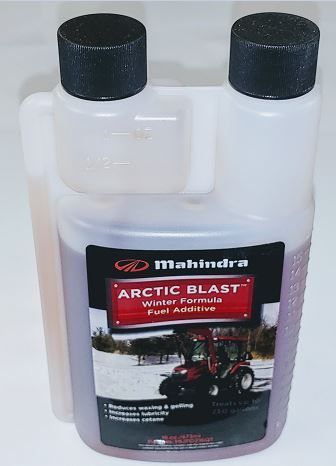 "MAHINDRA ""ARCTIC BLAST"" FUEL ADDITIVE FOR ANY DIESEL ENGINE! (MUPD216QT)  ****ORDER TODAY!****"