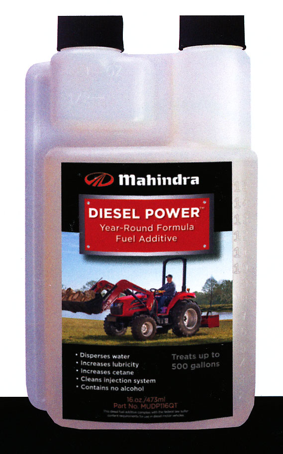MAHINDRA DIESEL POWER FUEL ADDITIVE (MUDP116QT)