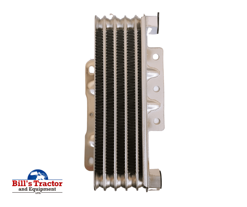 OIL COOLER FOR HYDRAULIC SYSTEM FOR MAHINDRA HST MODELS MAX 22, MAX 24, MAX25, MAX 26, 1815, 1816, 2015, 2216, 2516  and 2415 (19632556000)
