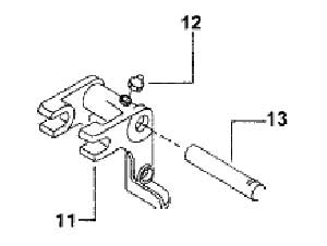 PIN FOR BELLCRANK ON C-35 MAHINDRA TRACTOR