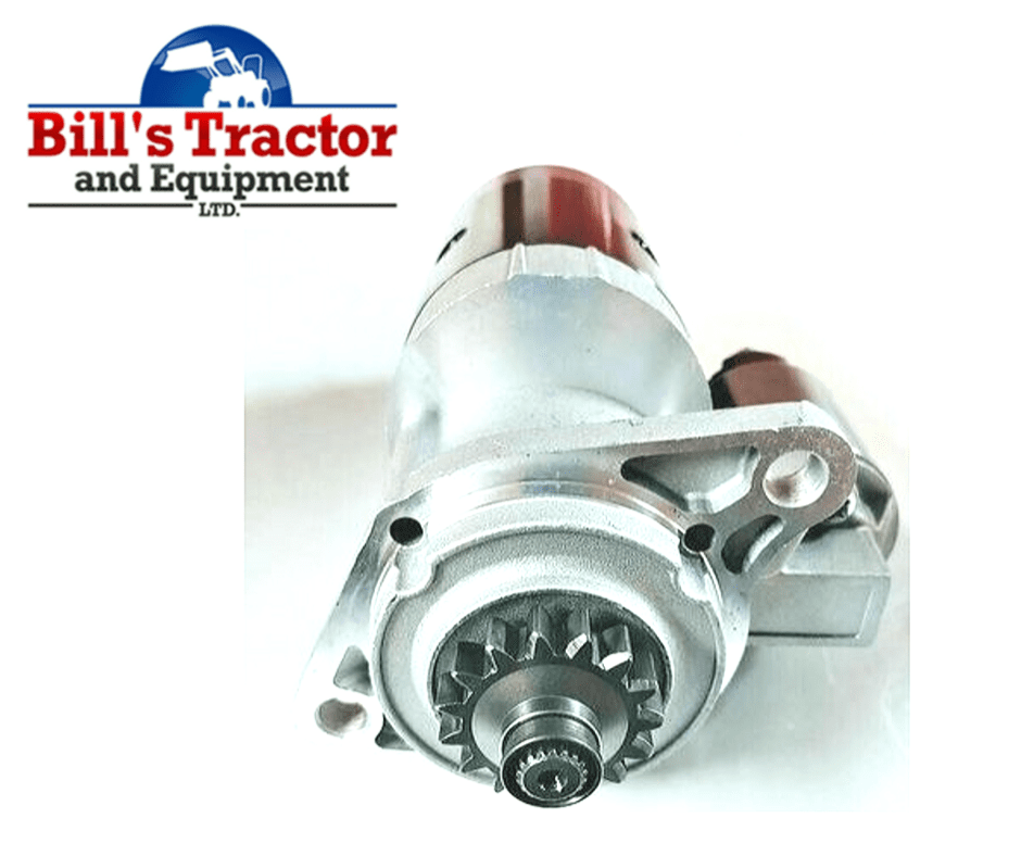 ****CURRENTLY SOLD OUT*****STARTER FOR 1526, 2015, 2216, 2415, 2516, 2615, and 2816 MAHINDRA TRACTOR  (17141)