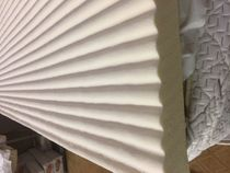 """2"""" Wavy Latex Topper Blowout Special"""