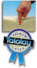 6 Quot Talalay Blended Latex Core All Natural And Blended