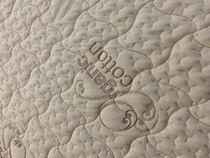King/Cal King Organic Cotton Zippered Mattress Cover